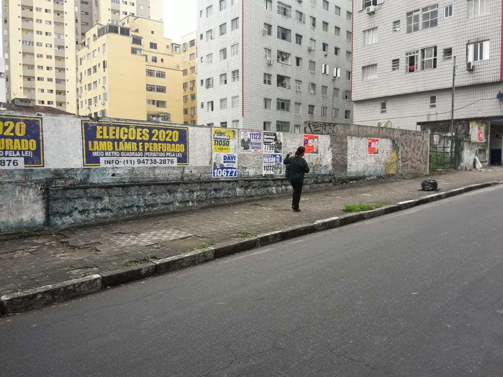 Terreno, Centro, São Vicente - R$ 2.2 mi, Cod: 11024