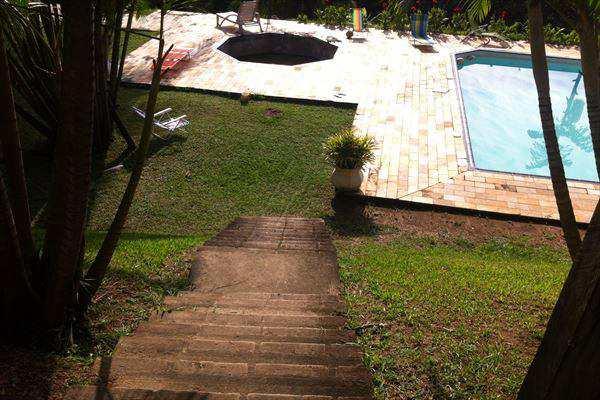 Chácara de 8 dormitórios à venda em Vila Industrial, Aluminio - SP