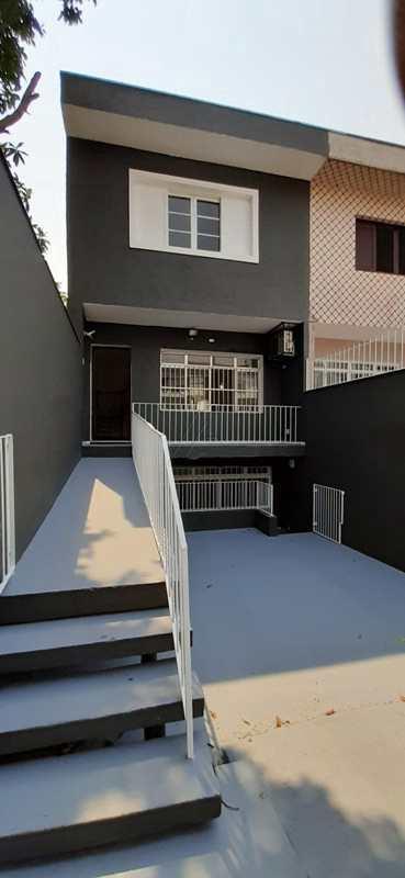 Sobrado com 3 dorms, Jardim Monte Kemel, São Paulo - R$ 900 mil, Cod: 814