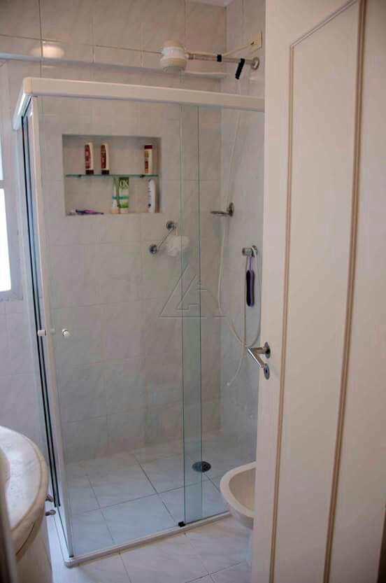 Apartamento com 2 dorms, Jardim Três Marias, Guarujá - R$ 300 mil, Cod: 3178