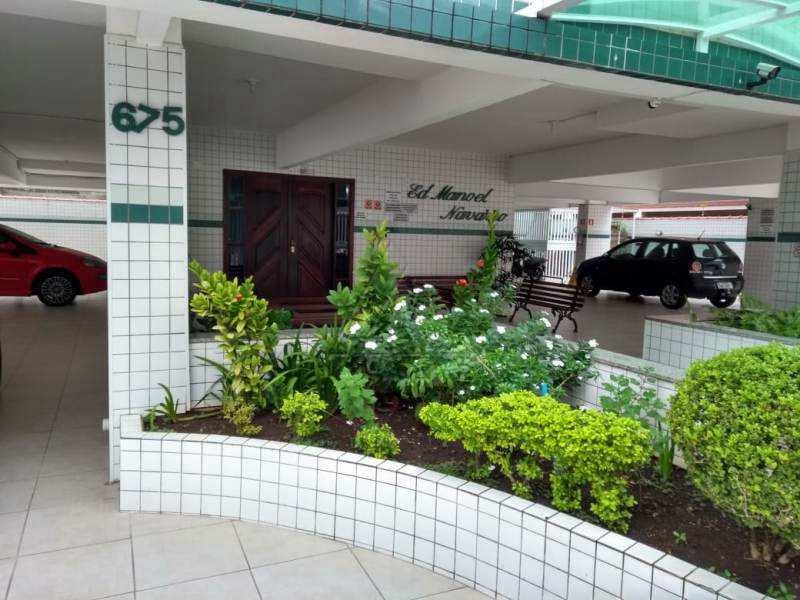 Apartamento com 1 dorm, Canto do Forte, Praia Grande - R$ 180 mil, Cod: 3211