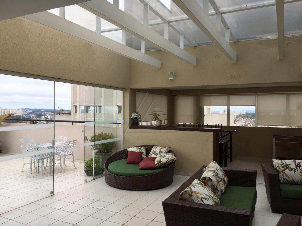 Cobertura com 3 dorms, Jardim Monte Kemel, São Paulo - R$ 1.2 mi, Cod: 3402