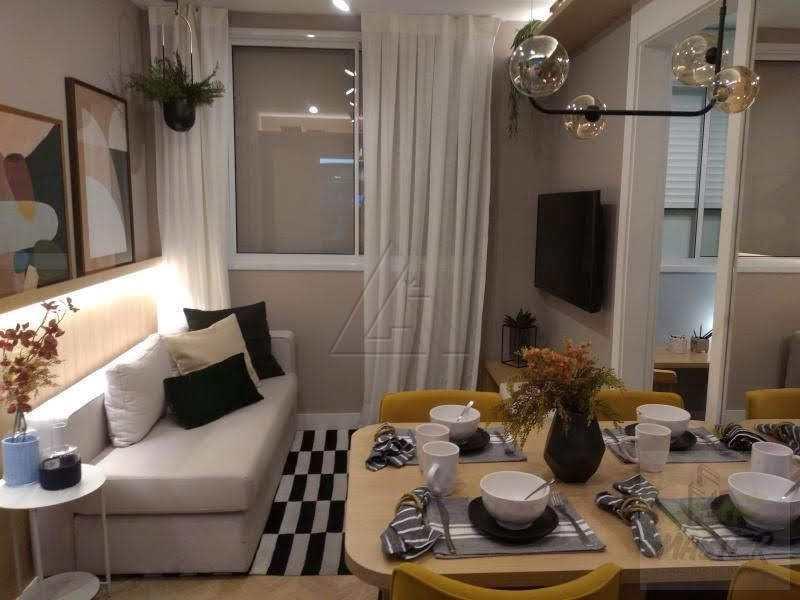 Apartamento com 2 dorms, Paraisópolis, São Paulo - R$ 261 mil, Cod: 3734