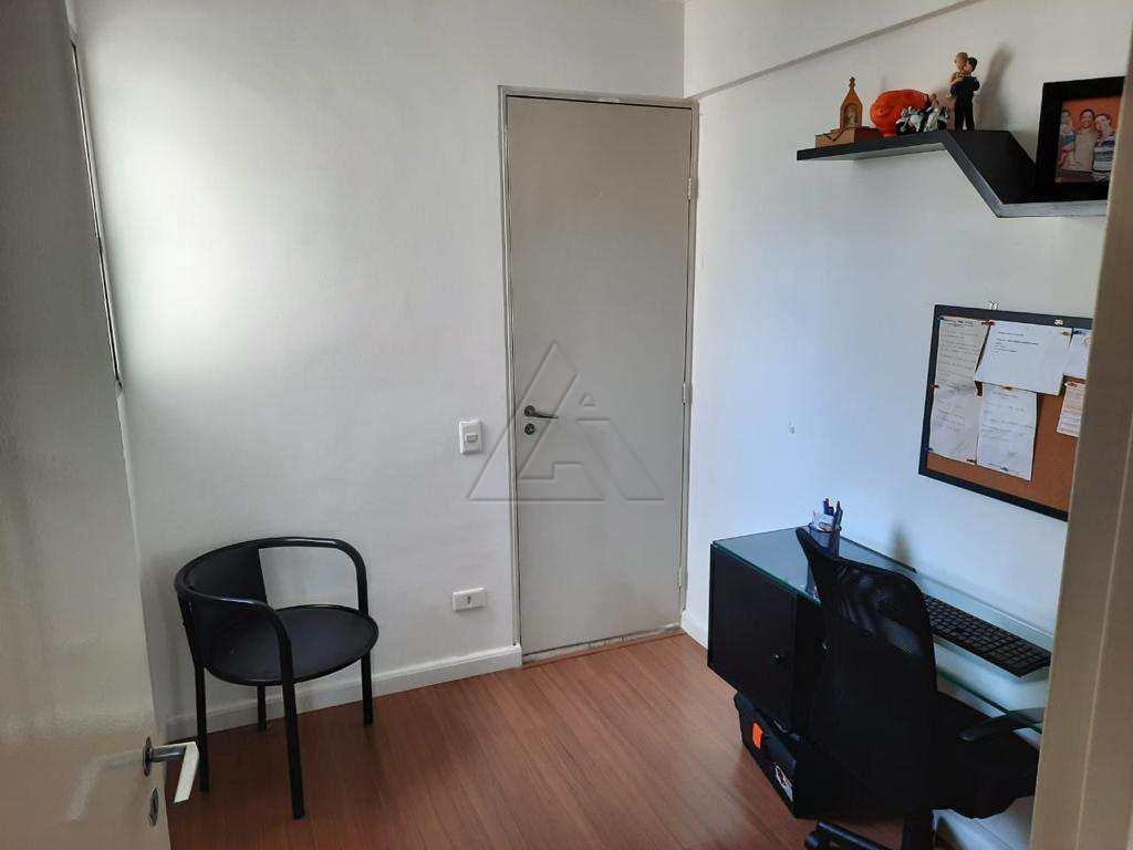 Apartamento com 3 dorms, Vila Sônia, São Paulo - R$ 450 mil, Cod: 4003