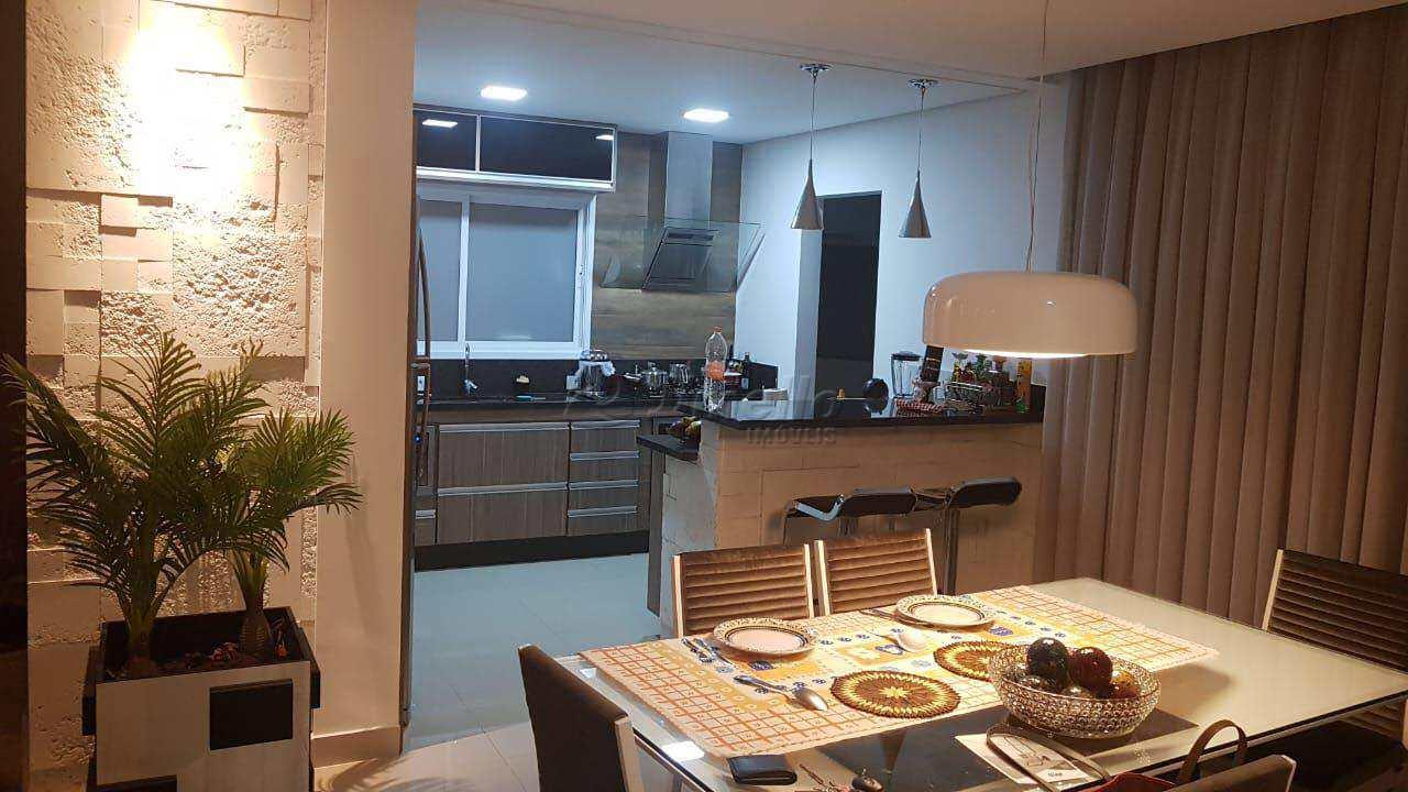 5 Sala + Vista Cozinha Planejada