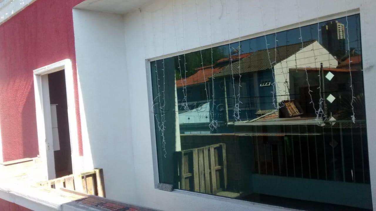 Sobrado com 3 dorms, Chácara Jafet, Mogi das Cruzes - R$ 620 mil, Cod: 566
