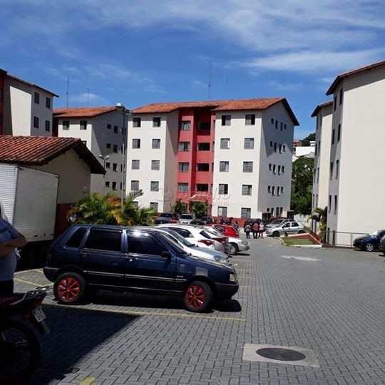 Apartamento com 2 dorms, Parque Santana, Mogi das Cruzes - R$ 160 mil, Cod: 664