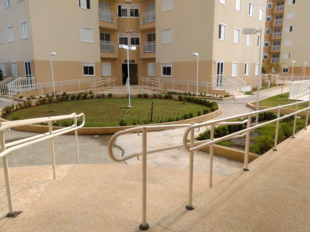 Apartamento com 3 dorms, Mogi Moderno, Mogi das Cruzes - R$ 300 mil, Cod: 669