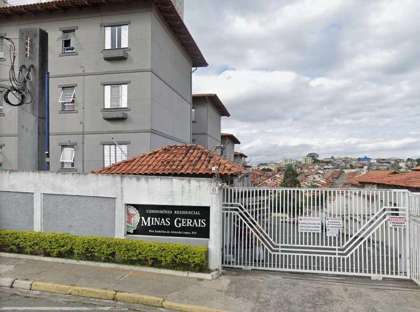 Apartamento com 2 dorms, Parque Santana, Mogi das Cruzes, Cod: 689