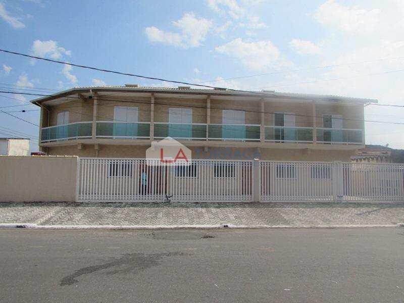 Sobrado de Condomínio com 2 dorms, Antártica, Praia Grande - R$ 180 mil, Cod: 12366