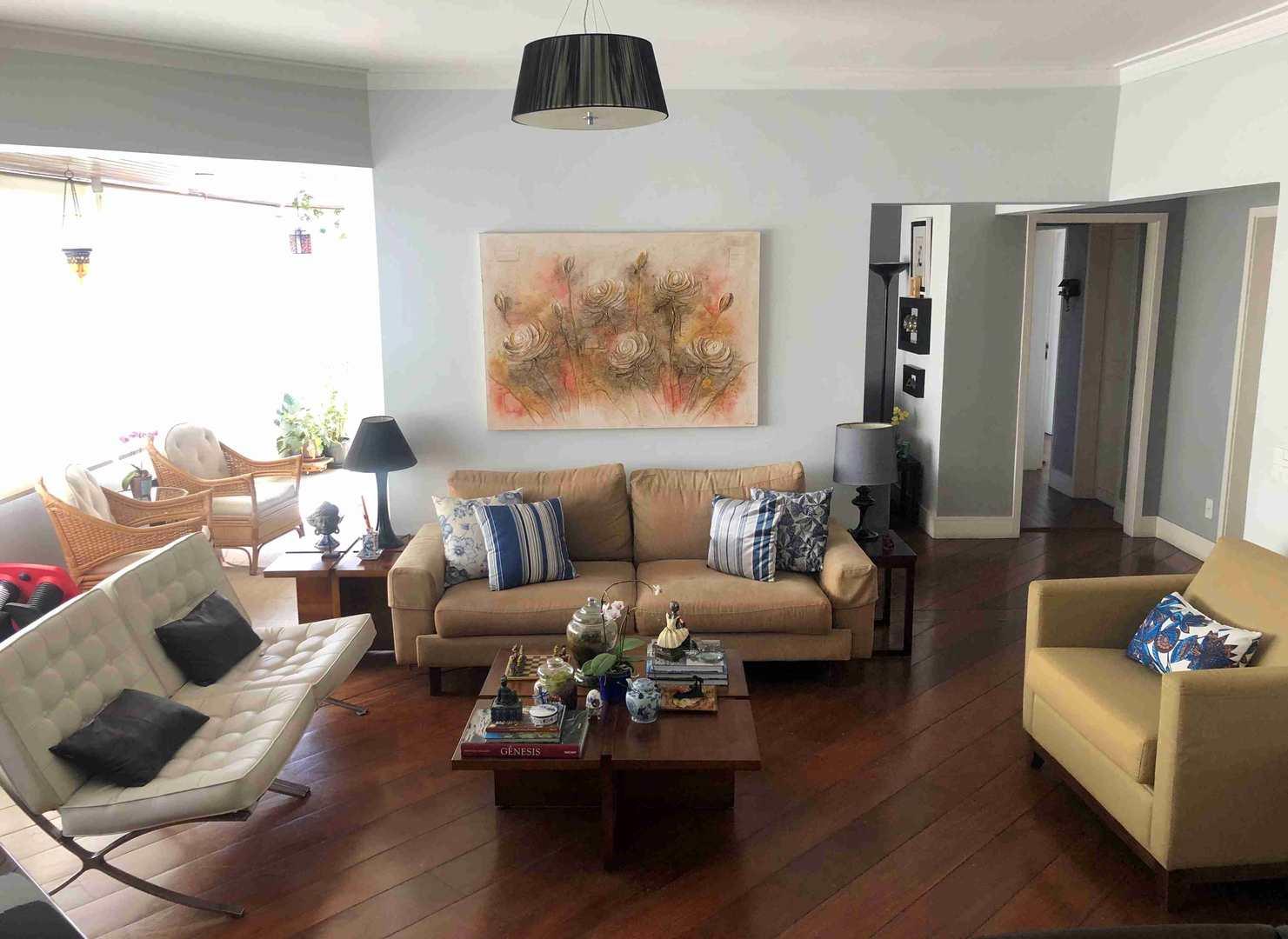 Apartamento com 4 dorms, Paraisópolis, São Paulo - R$ 1.2 mi, Cod: 18517