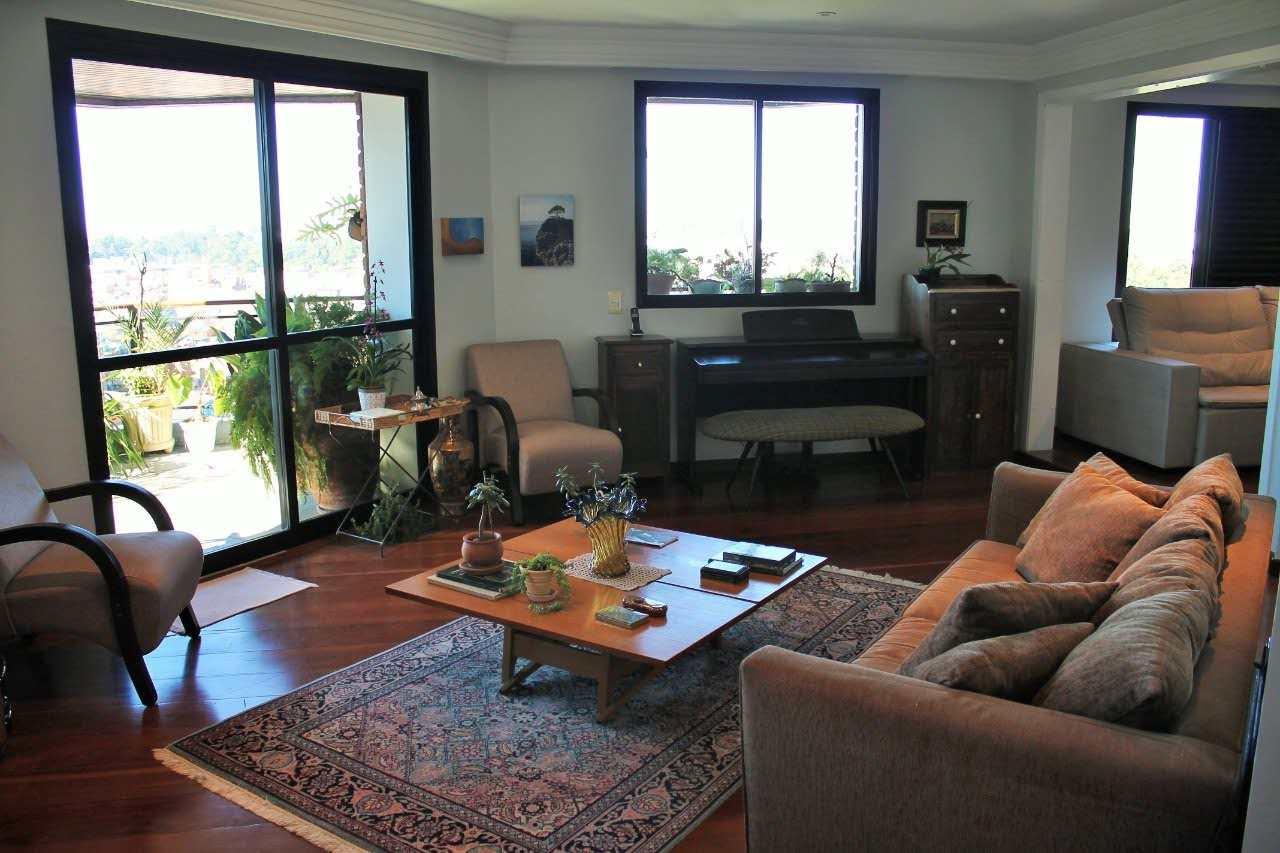Apartamento com 3 dorms, Morumbi, São Paulo - R$ 795 mil, Cod: 18530