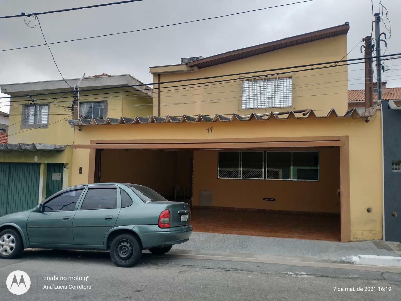 Casa com 3 dorms, Vila Santana, São Paulo - R$ 760 mil, Cod: 6075