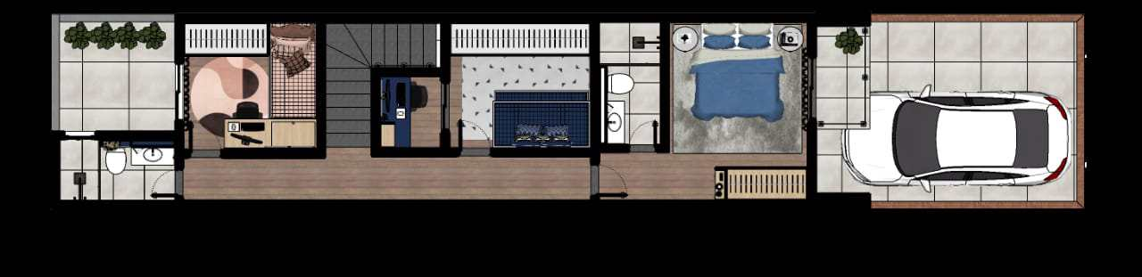 Casa com 3 dorms, Cupecê, São Paulo - R$ 610 mil, Cod: 6095