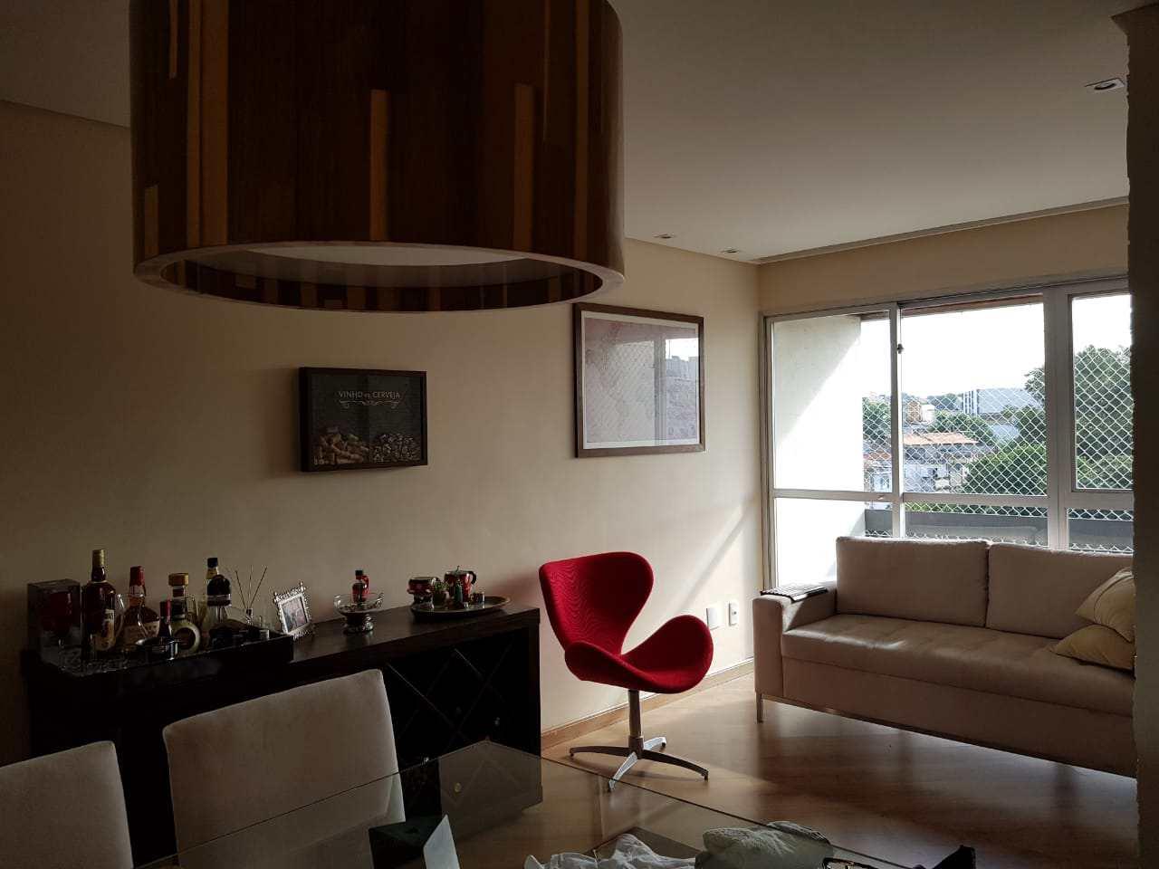 Apartamento com 3 dorms, Vila Parque Jabaquara, São Paulo - R$ 380 mil, Cod: 6117