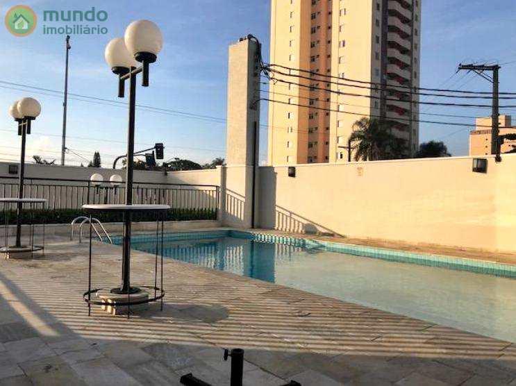 Apartamento com 3 dormitórios, Edifício Sauípe, Taubaté