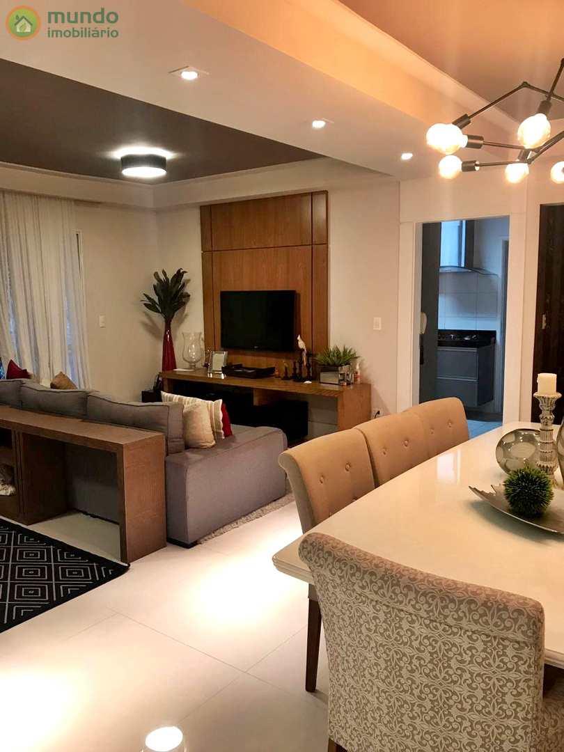 Apartamento com 4 dormitórios, Condomínio Ekobé, Taubaté-SP