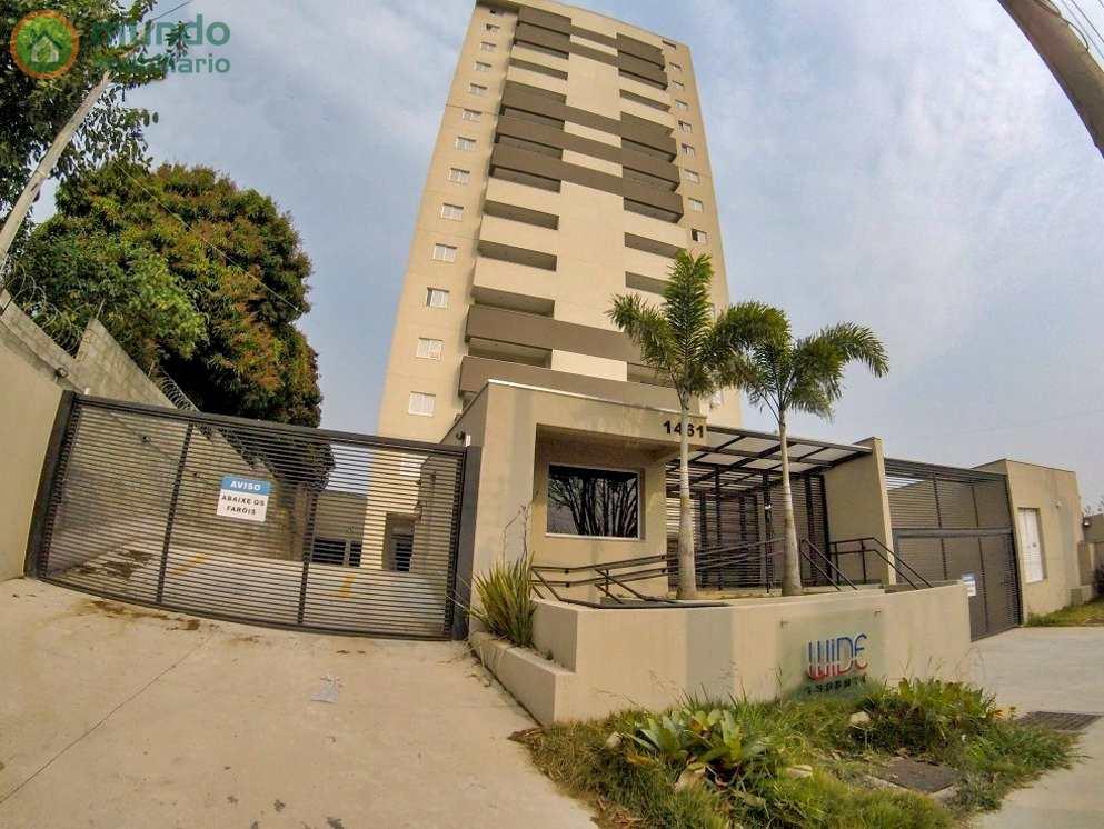 Apartamento com 3 dormitórios, Edifício Wide, Taubaté-SP