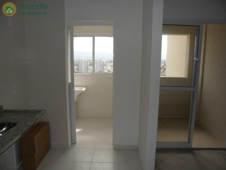 Apartamentos de 2 dormitórios, Edifício Wide, Taubaté-SP