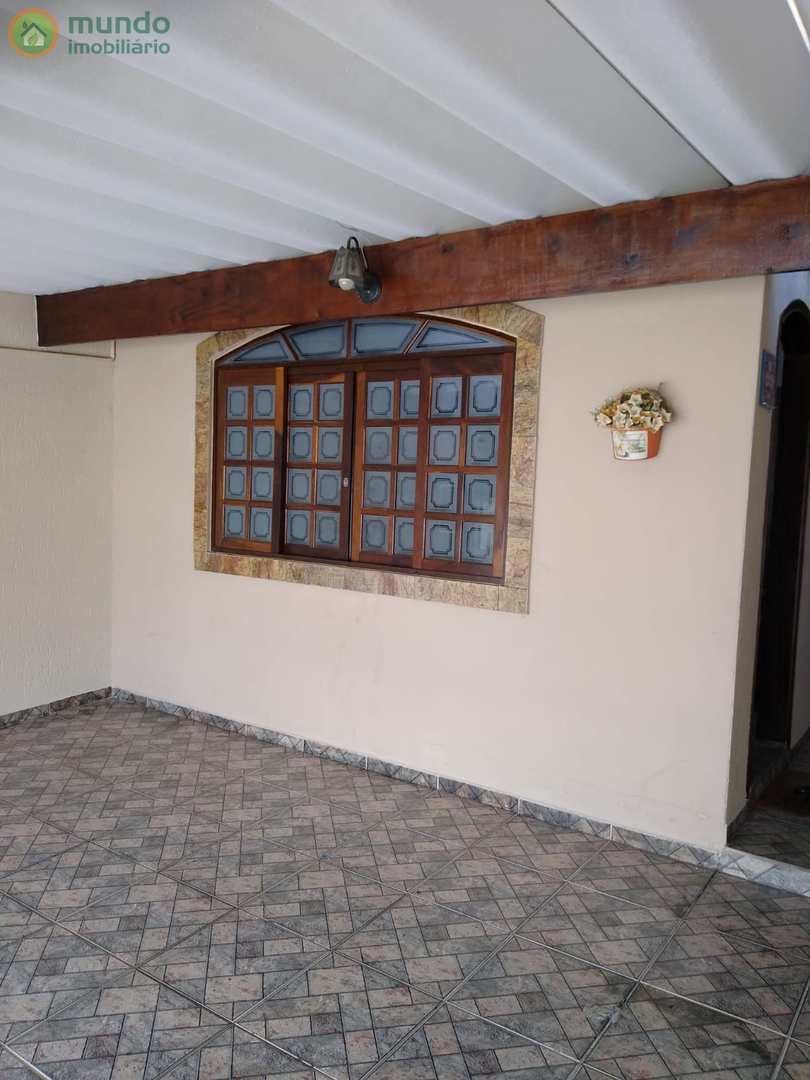 Casa com 3 dorms, Vila São José, Taubaté - R$ 340 mil, Cod: 7801