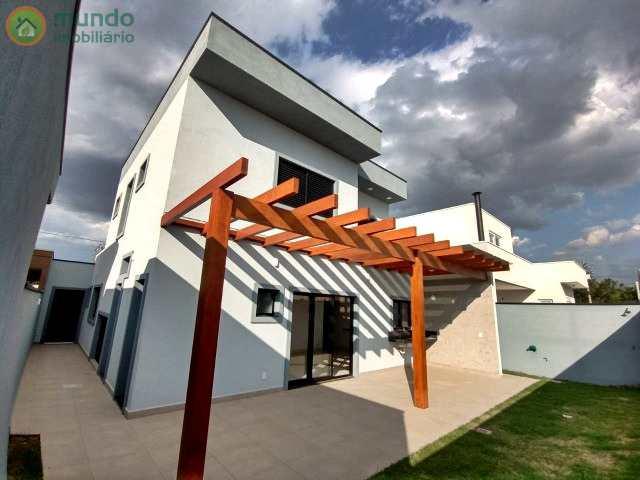 Sobrado com 3 suítes, Condomínio Residencial Ouroville, Taubaté
