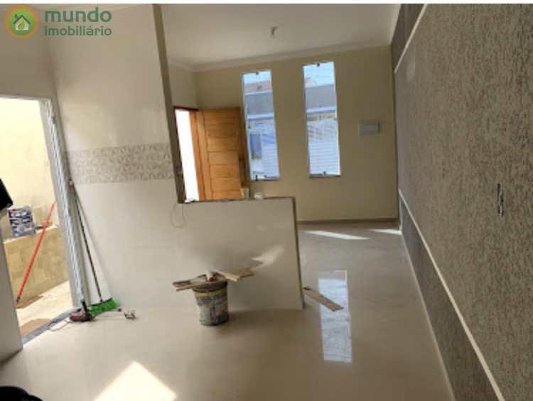 Casa com 2 dorms, Morada dos Nobres, Taubaté - R$ 244 mil, Cod: 7866