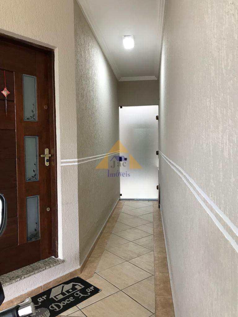 Sobrado com 3 dorms, Jardim Las Vegas, Santo André - R$ 580 mil, Cod: 9624