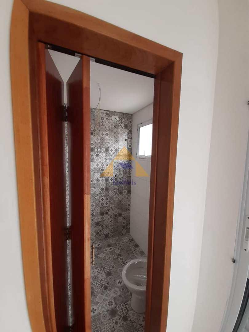 Apartamento com 2 dorms, Vila Guarani, Santo André - R$ 250 mil, Cod: 9838