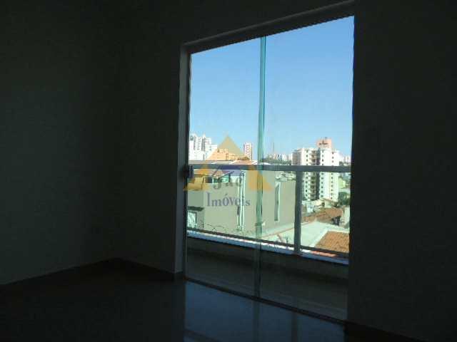 Apartamento com 3 dorms, Vila Valparaíso, Santo André - R$ 350 mil, Cod: 10565
