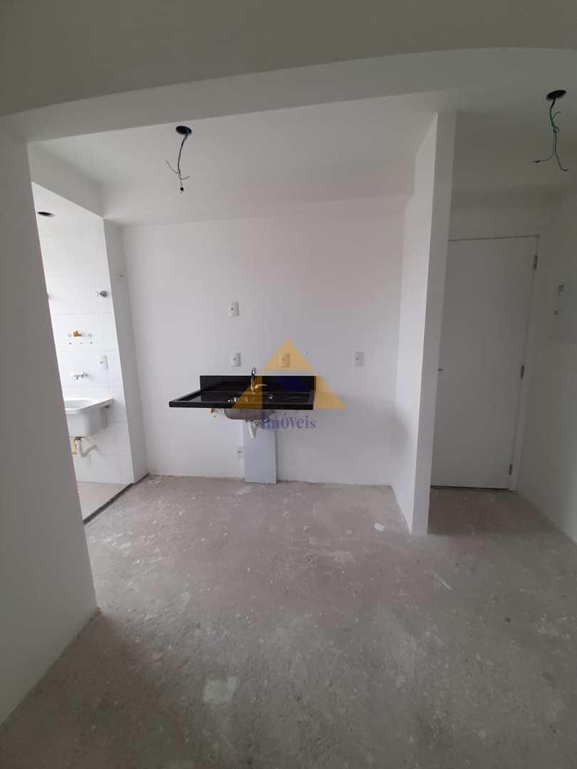 Apartamento com 2 dorms, Vila Tibiriçá, Santo André - R$ 298 mil, Cod: 10611