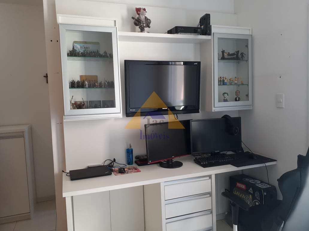 Apartamento com 2 dorms, Vila Guaraciaba, Santo André - R$ 240 mil, Cod: 10638