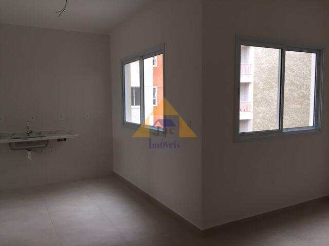 Apartamento com 1 dorm, Vila São Pedro, Santo André - R$ 195 mil, Cod: 10943