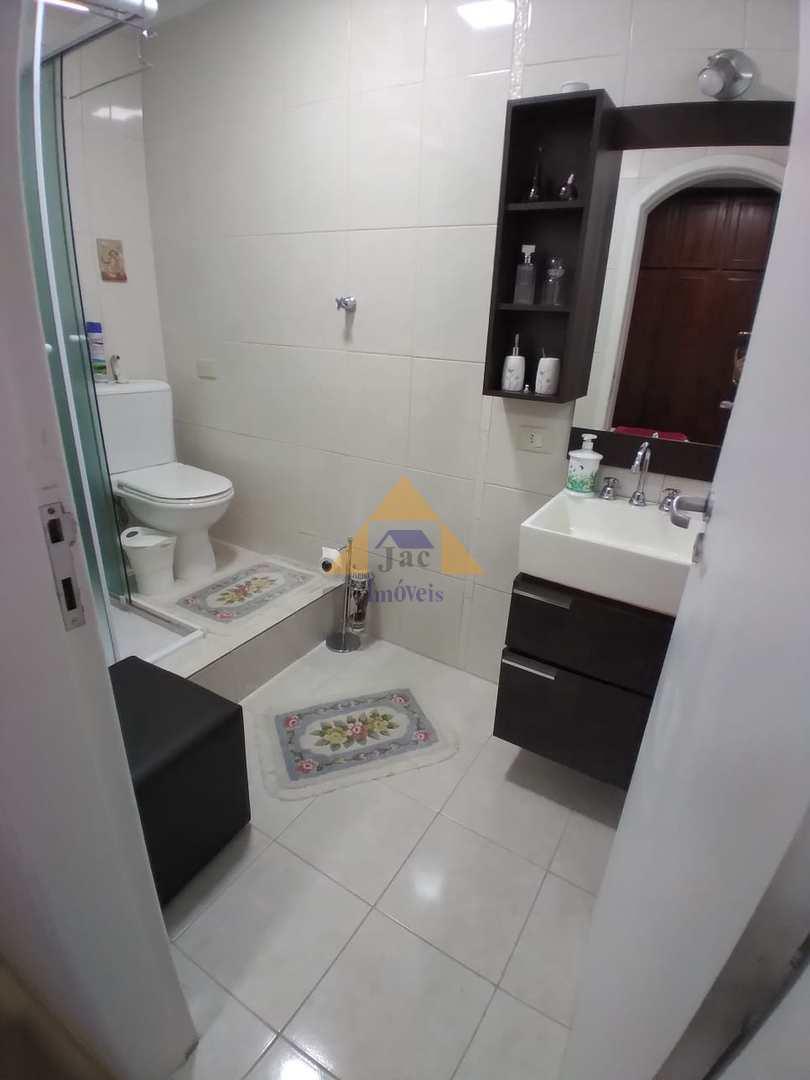 Sobrado com 3 dorms, Vila Pires, Santo André - R$ 540 mil, Cod: 10968