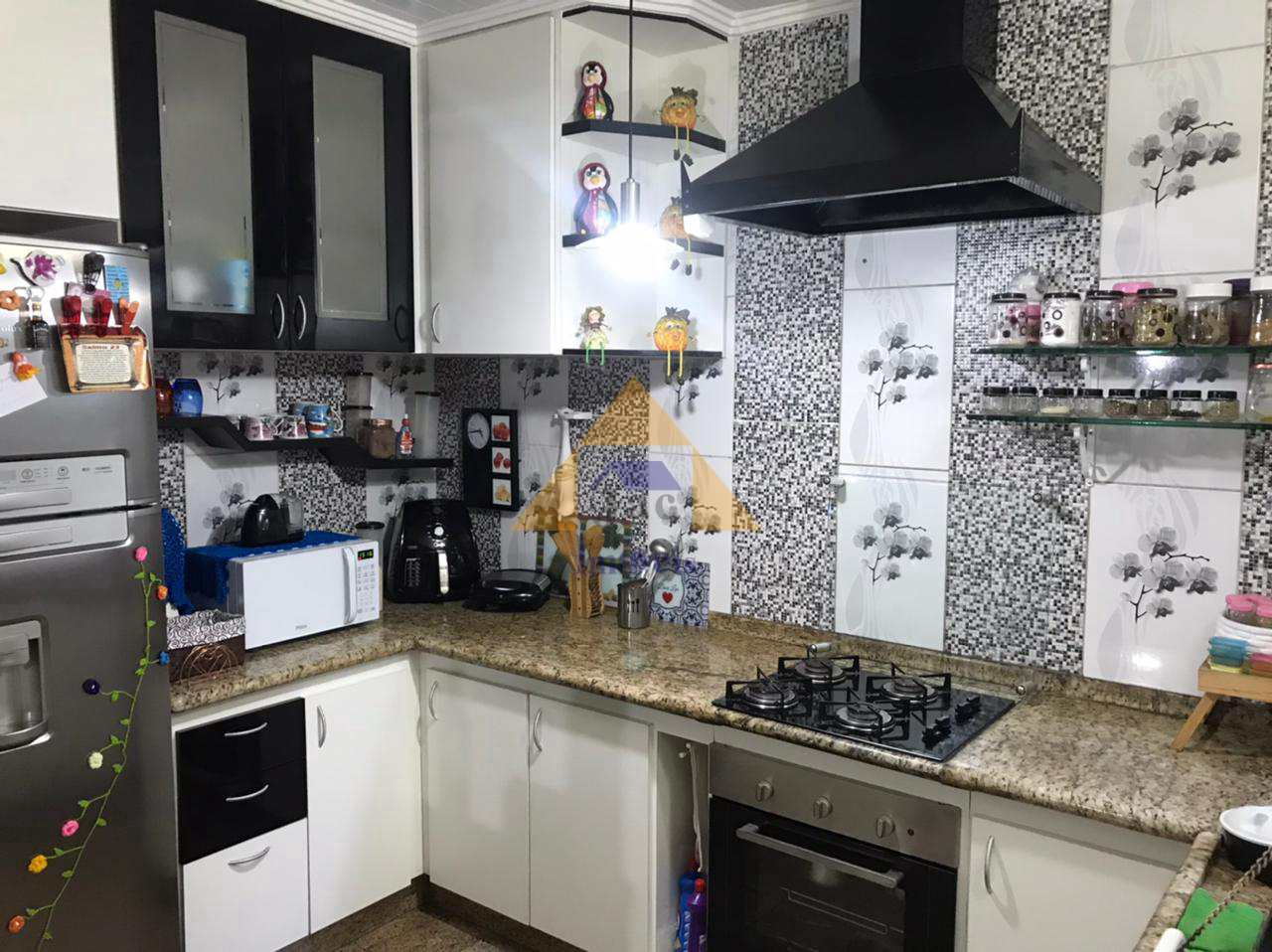 Sobrado com 3 dorms, Vila Pires, Santo André - R$ 450 mil, Cod: 11119