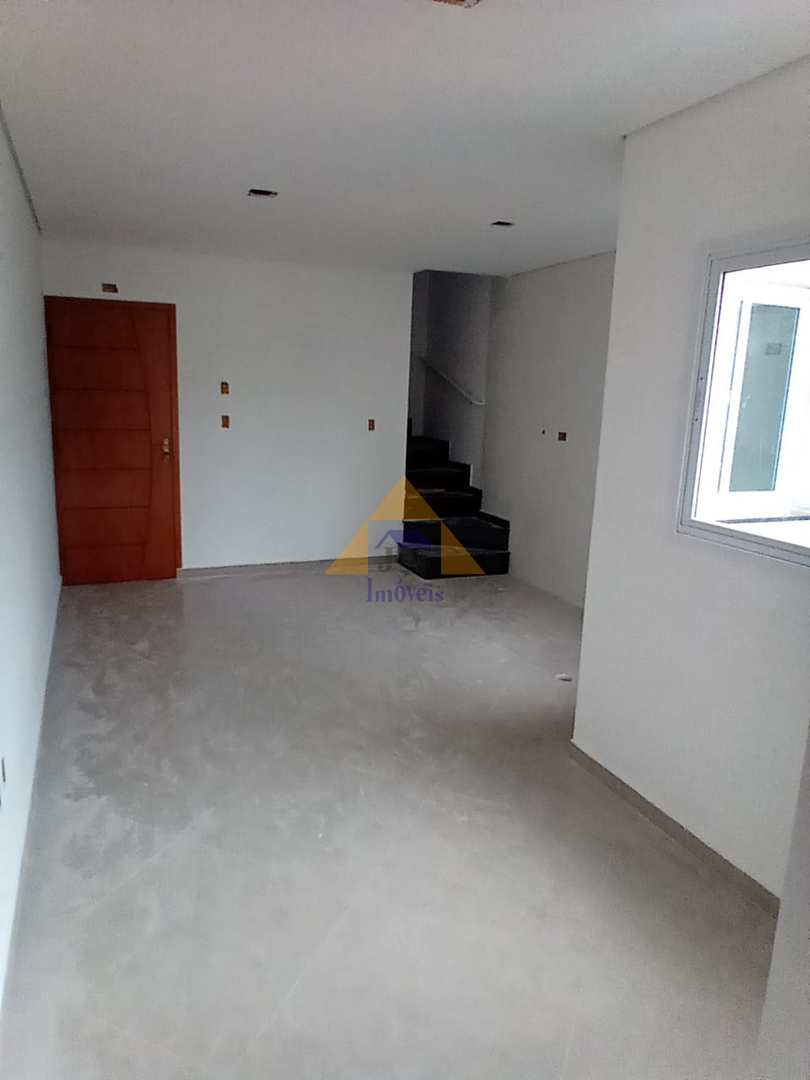 Apartamento com 2 dorms, Vila Alto de Santo André, Santo André - R$ 400 mil, Cod: 11307