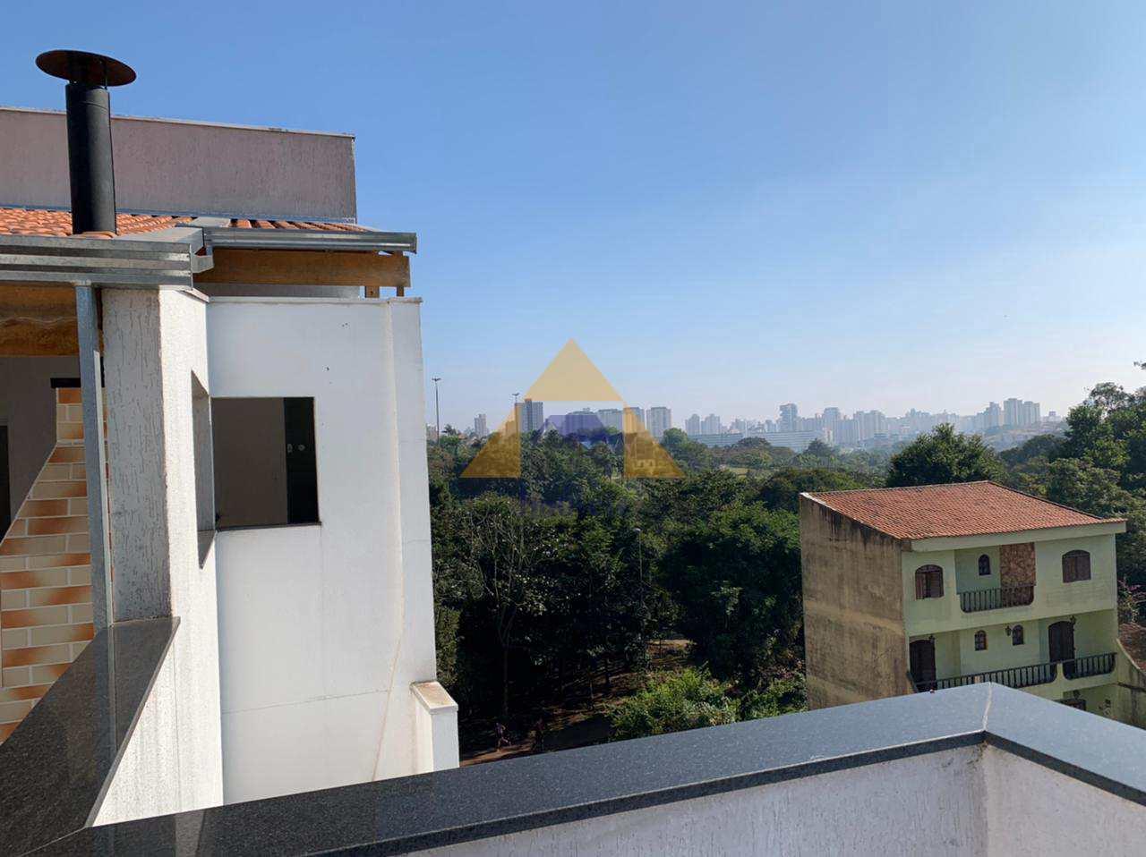 Cobertura com 2 dorms, Jardim Progresso, Santo André - R$ 370 mil, Cod: 11342