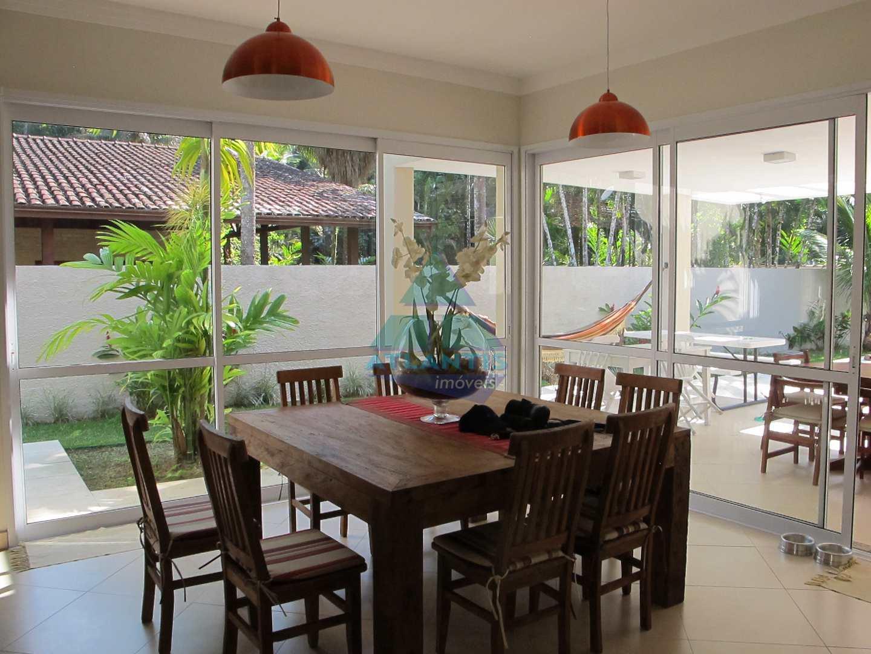 Casa com 4 dorms, Praia Dura, Ubatuba - R$ 1.7 mi, Cod: 708