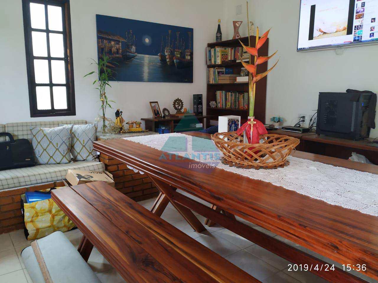 Casa com 2 dorms, Praia da Lagoinha, Ubatuba - R$ 500 mil, Cod: 421