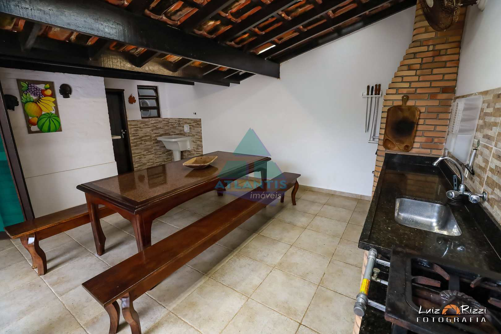 Casa com 4 dorms, Condomínio Lagoinha, Ubatuba, Cod: 64