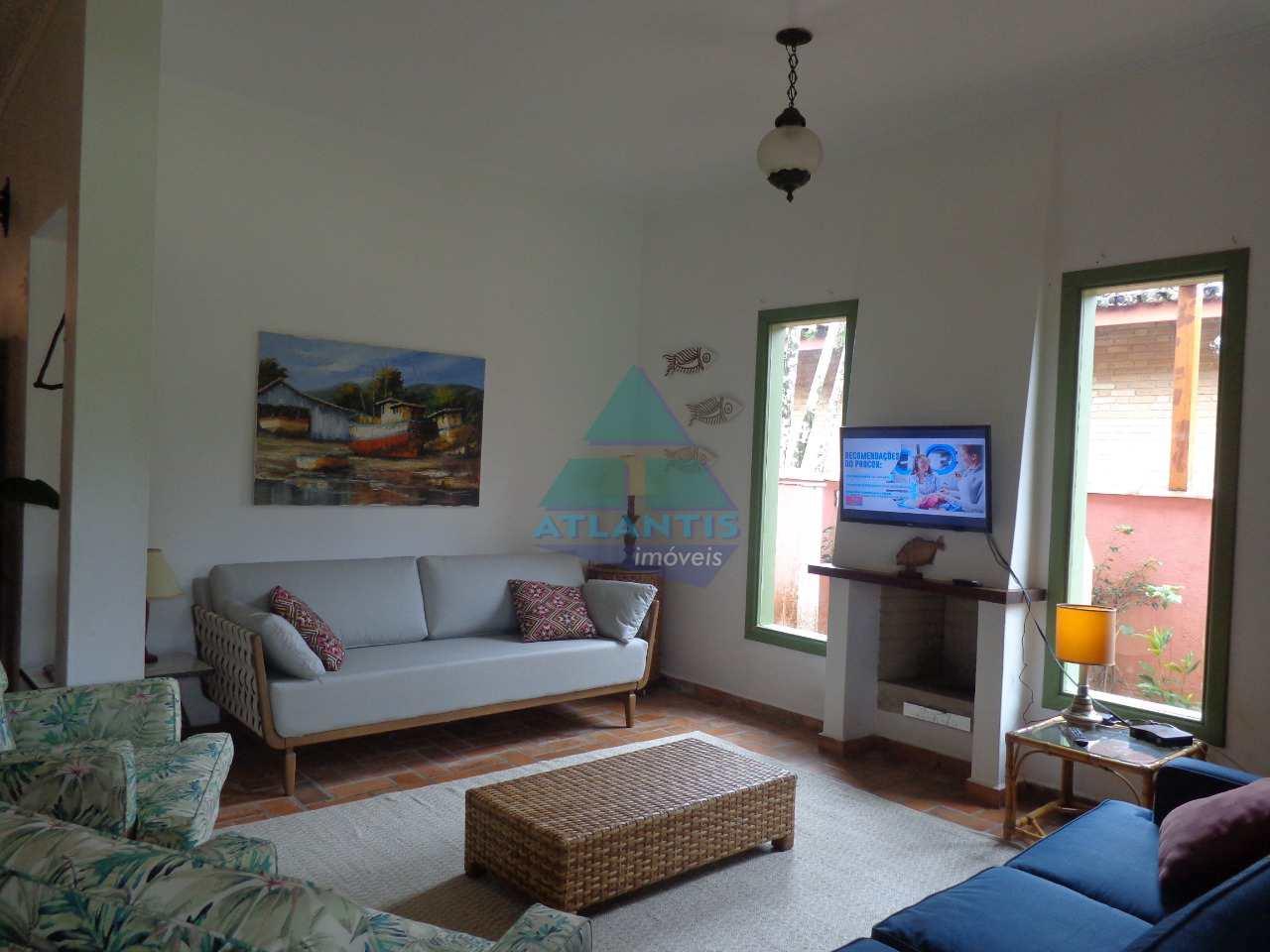 Casa com 4 dorms, Lagoinha, Ubatuba , 250m² - Codigo: 82