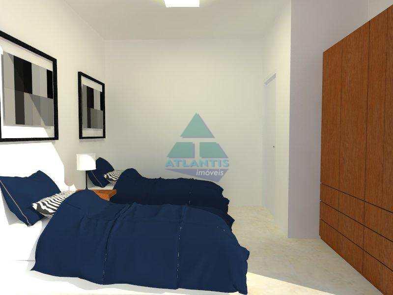 Apto com 1 ou 2 dorm, Jardim Beira-Rio, Ubatuba, Cod: 1072