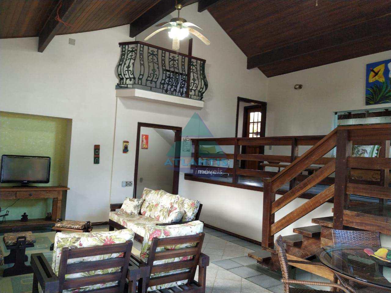 Casa com 4 dorms, Condomínio Lagoinha, Ubatuba - R$ 950 mil, Cod: 1080