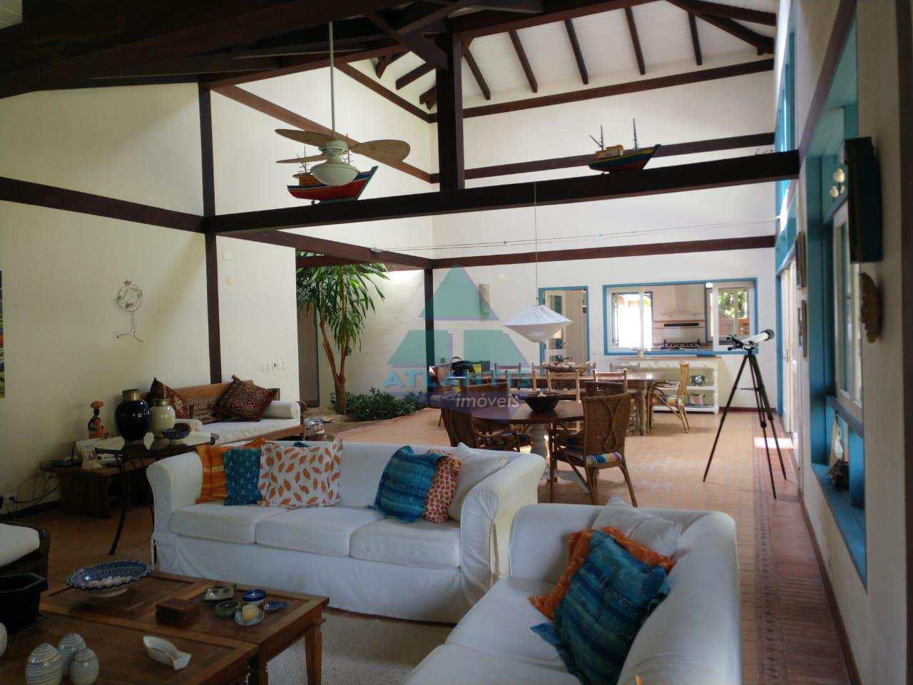 Casa com 5 dorms, Praia do Pulso, Ubatuba - R$ 3.6 mi, Cod: 1097