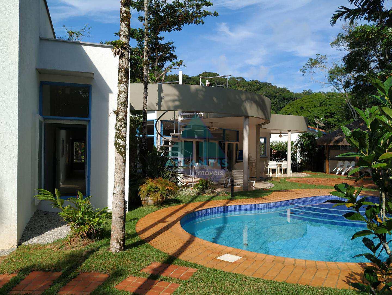 Casa com 6 dorms, Praia do Pulso, Ubatuba - R$ 3.85 mi, Cod: 1104