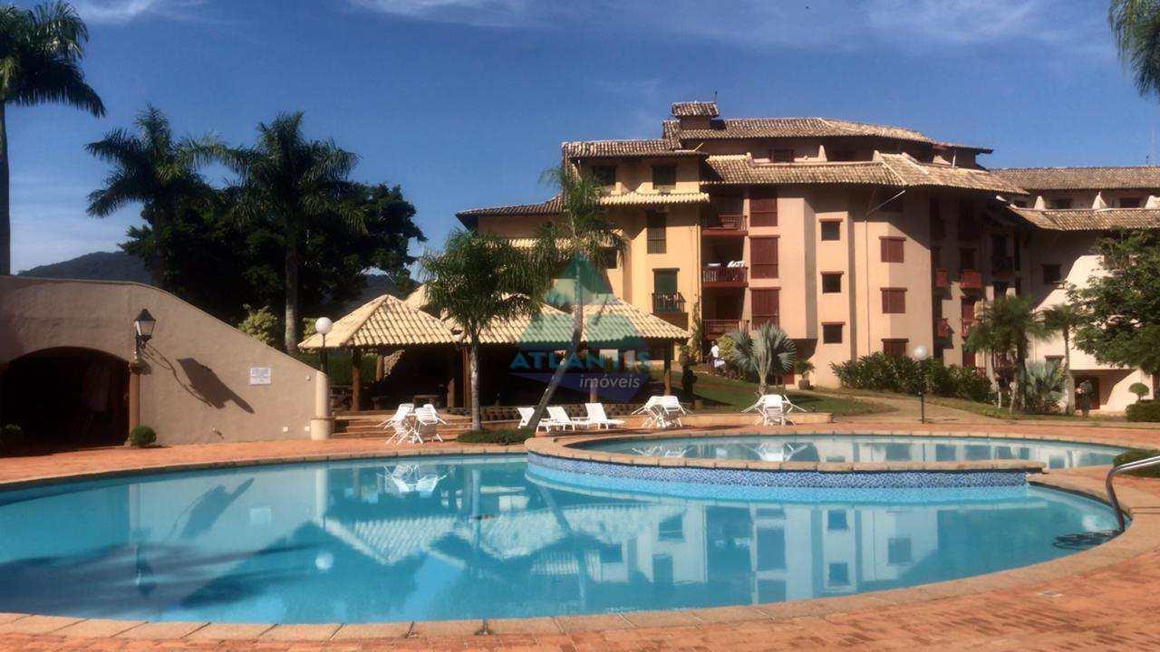 Apartamento com 3 dorm, Condomínio Costa Verde, Caraguatatuba.