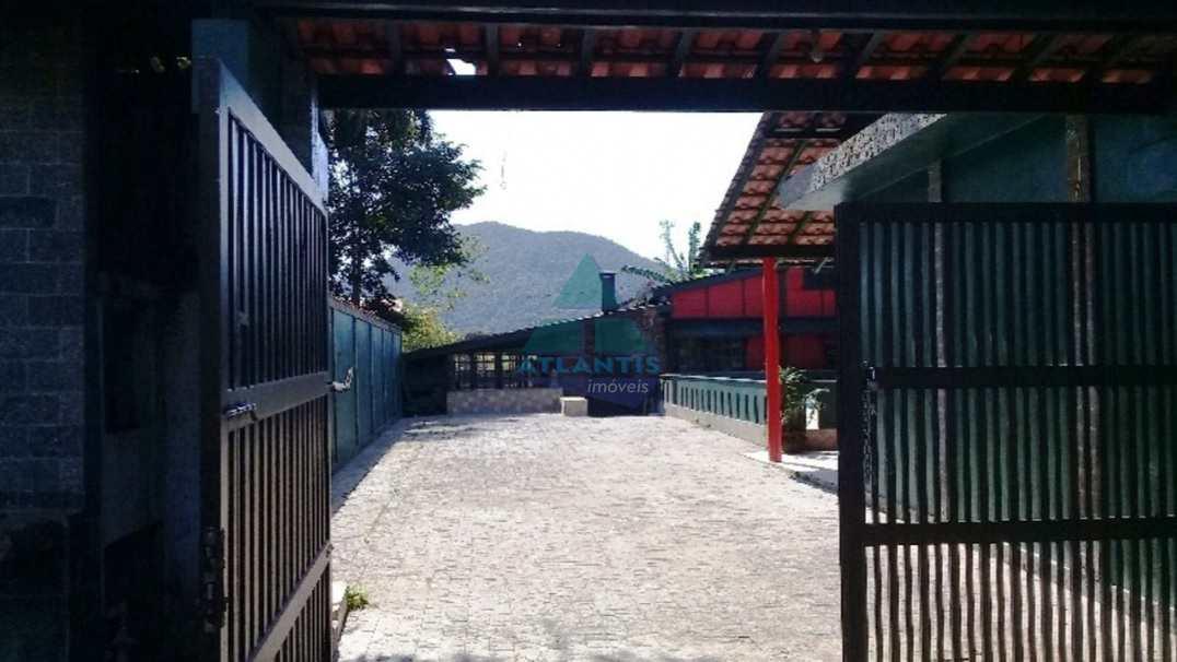 Cod:1124 -Casa 6 dorms, Praia da Lagoinha, Ubatuba - R$ 780 mil