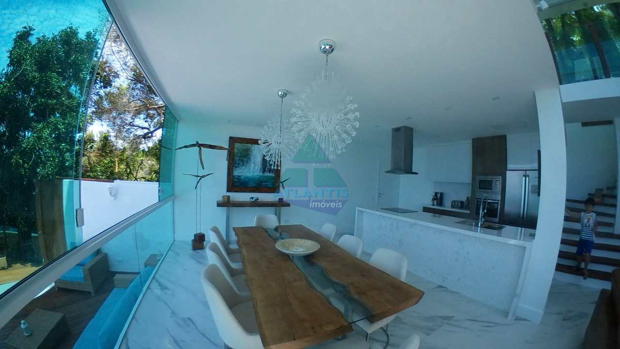 Casa com 4 dorms, Ponta das Toninhas, Ubatuba - R$ 6 mi, Cod: 1159