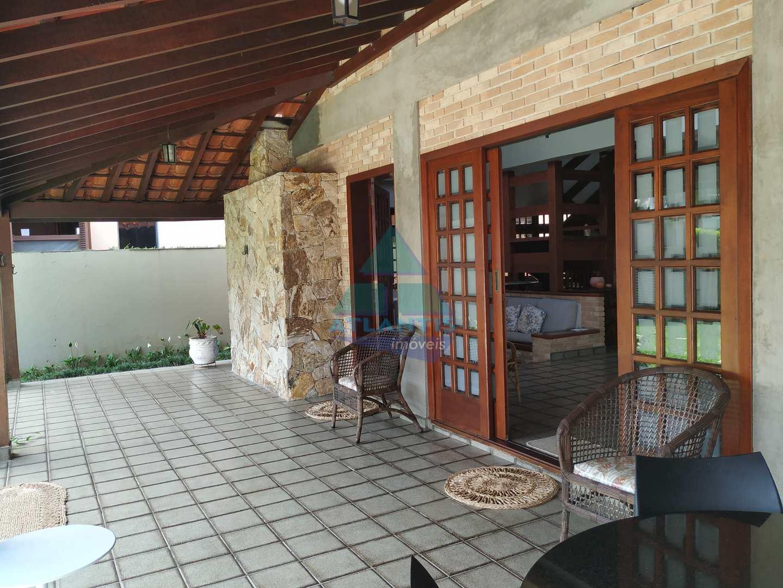 Casa com 5 dorms, Condomínio Lagoinha, Ubatuba, Cod: 1180