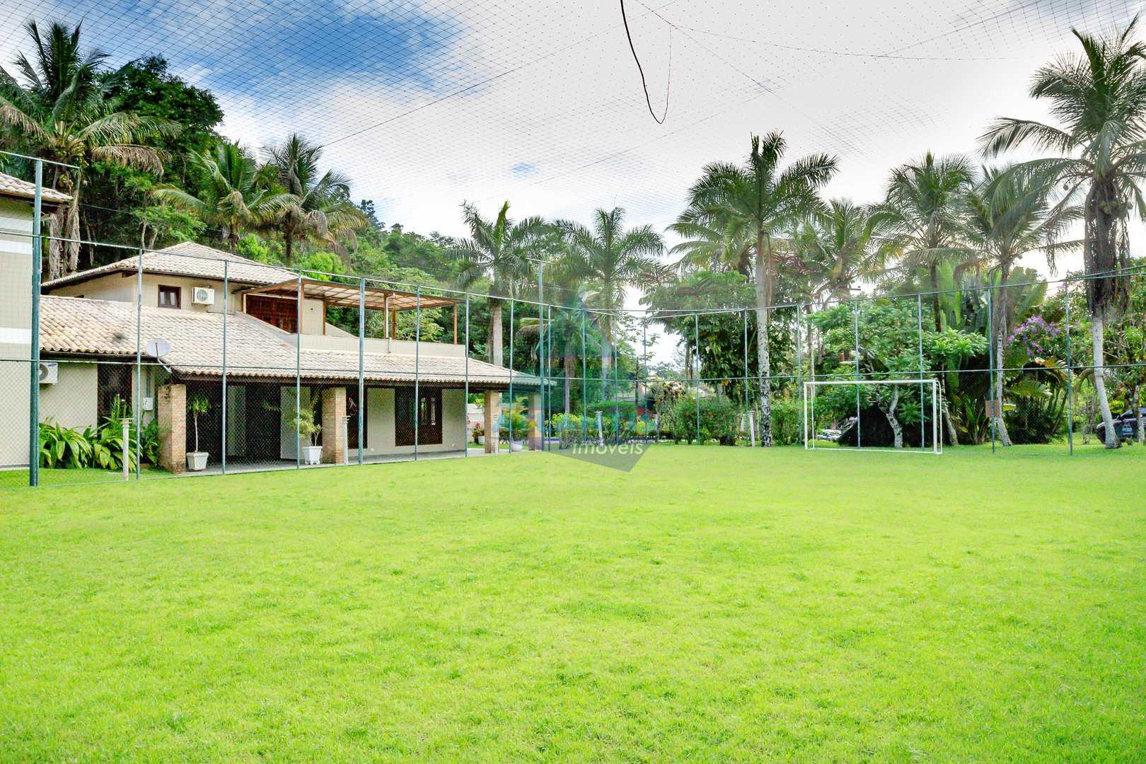 Casa com 5 dorms, Recanto da Lagoinha, Ubatuba - R$ 3 mi, Cod: 1220