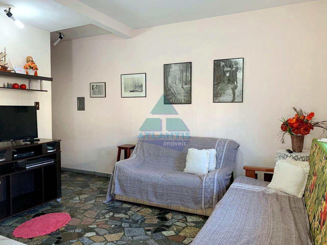 Casa de Condomínio com 2 dorms, Praia da Maranduba, Ubatuba - R$ 450 mil, Cod: 1322